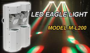 Сканер LED New Light M-L200 2 Mirror Beam Scan Light
