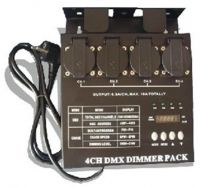 DMX Dimmer Pack New Light PR-403