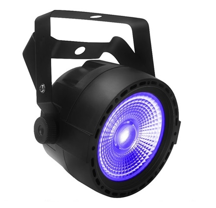 Световой LEDUV прибор New Light LED-COB UV 1*30W UV LED Par Light