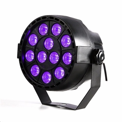 Световой LEDUV прибор New Light PL-99UV 12*3W UV LED Par Light