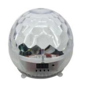 Световой LED прибор New Light SM3 LED BallI with Sun Light
