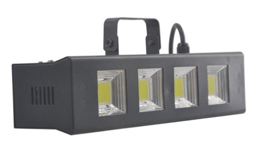 Световой прибор New Light VS-65E 4*20W COB LED STROBE LIGHT